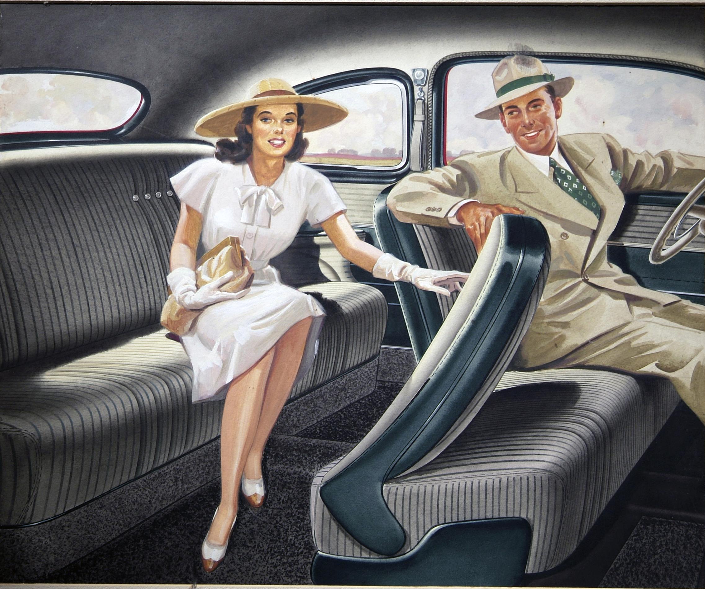 Detroit Automotive Advertising History